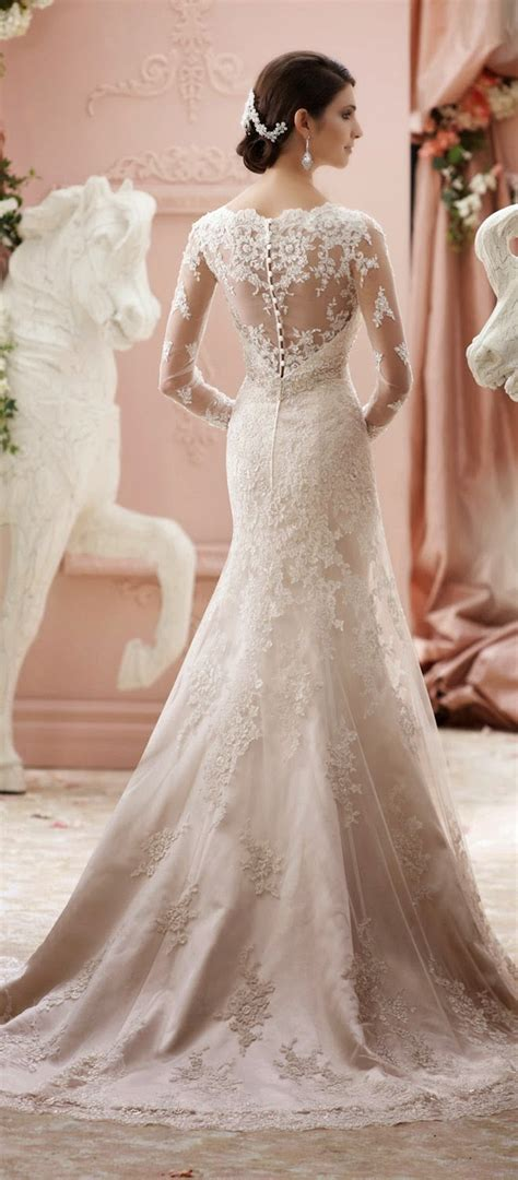 Best Wedding Gowns by Winter Wedding Dresses The Magazine
