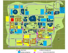 Chattanooga State Campus Map by Incoming Freshmen Move In