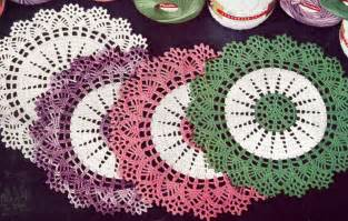 free crochet doily patterns size 10 thread myideasbedroom com