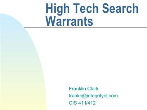 Search Your Name For Warrants Search Warrants