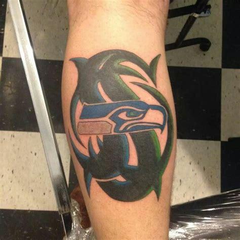 seahawks tattoos 38 best seahawks tattoos images on seattle