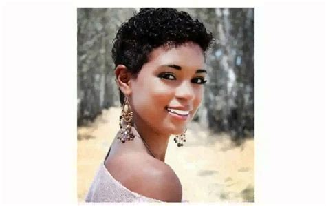 short natural curly hairstyles for black women youtube short natural black hairstyles 2013 youtube