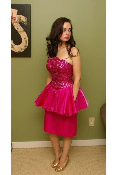 pink bonjour vintage dresses gold forever 21 shoes
