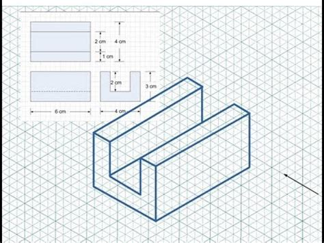 tutorial autocad isometric drawing isometric drawing tutorial youtube