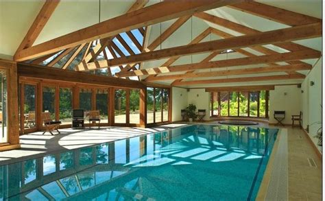 awesome indoor pools indoor pool in rustic setting for the home pinterest