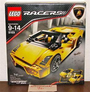 The Creator Of Lamborghini Nuevo Sellado Lego 8169 Creator Lamborghini Gallardo Lp