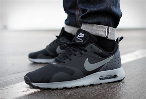 Nike Airmax Made In Black nike air max tavas black