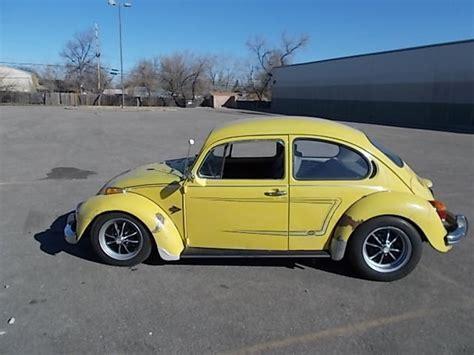 Kaos Empi Vw Original 1973 vw bug original empi gtv with great patina classic volkswagen beetle