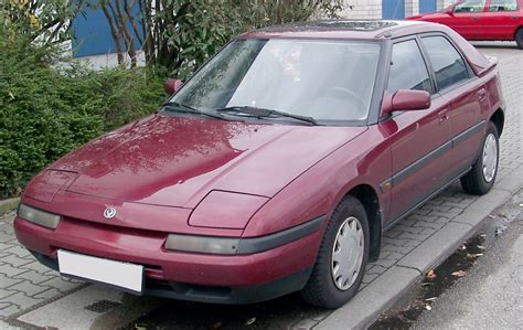 mazda 323f eunos automobile wikipedia