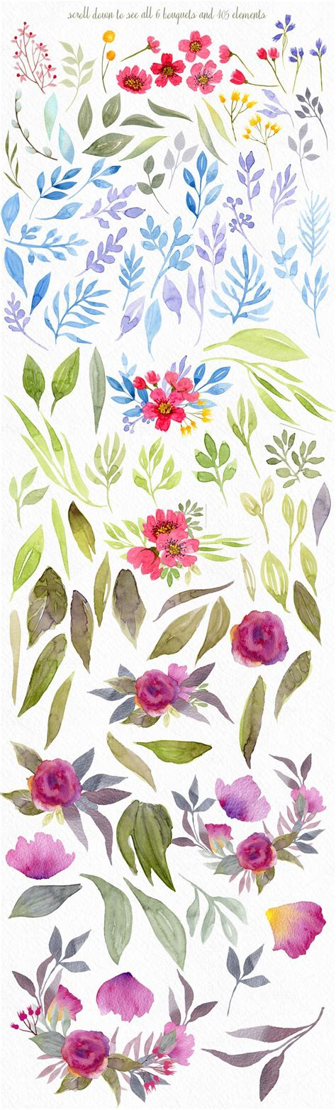 watercolor pattern tutorial 1000 ideas about watercolor flowers tutorial on pinterest