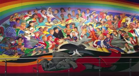 denver airport illuminati read my mind what s with the murals at denver airport