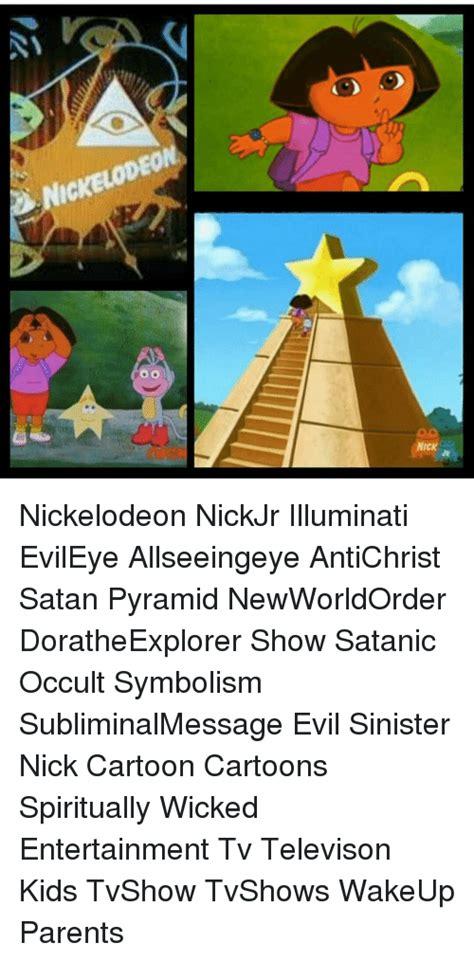 nickelodeon illuminati nickelodeon 00 nickelodeon nickjr illuminati evileye