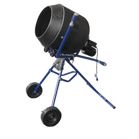 Shop Kobalt 4 cu ft 0.5 HP Cement Mixer at Lowes.com