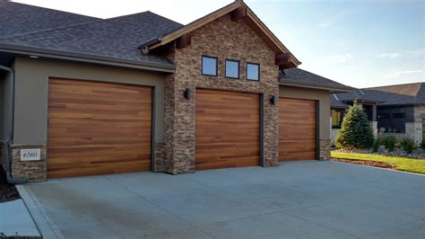 9x7 Garage Door by Wood Garage Doors Barton Overhead Door Inc