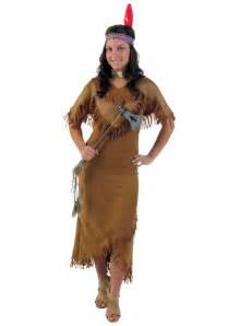 Female Halloween Costumes Deluxe Women S Indian Costume