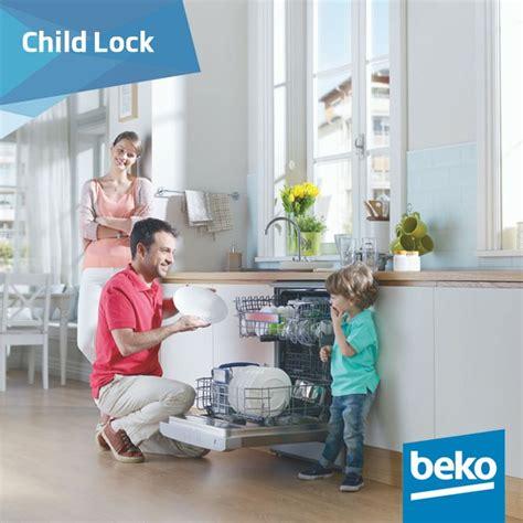 Dishwasher Child Lock The Child Lock Option On Beko Dishwashers Can Be Activated