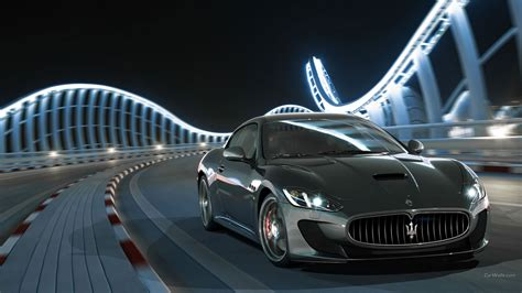 maserati granturismo 2014 wallpaper 2014 maserati granturismo mc stradale full hd wallpaper