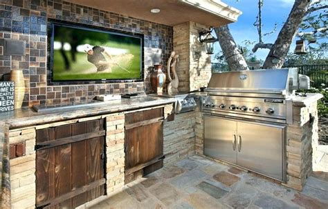 outdoor kitchen pictures and ideas 2018 rustic outdoor kitchen fromthesix