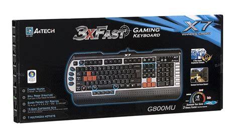 Keyboard X7 G800mu a4tech x7 g800mu