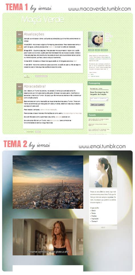 link para themes de tumblr depois dos quinze temas fofos para o seu tumblr