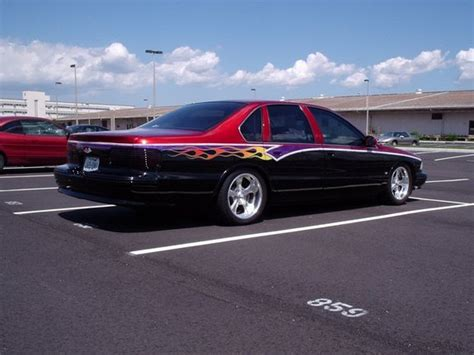 custom 96 impala pimpomatic 1996 chevrolet impala specs photos