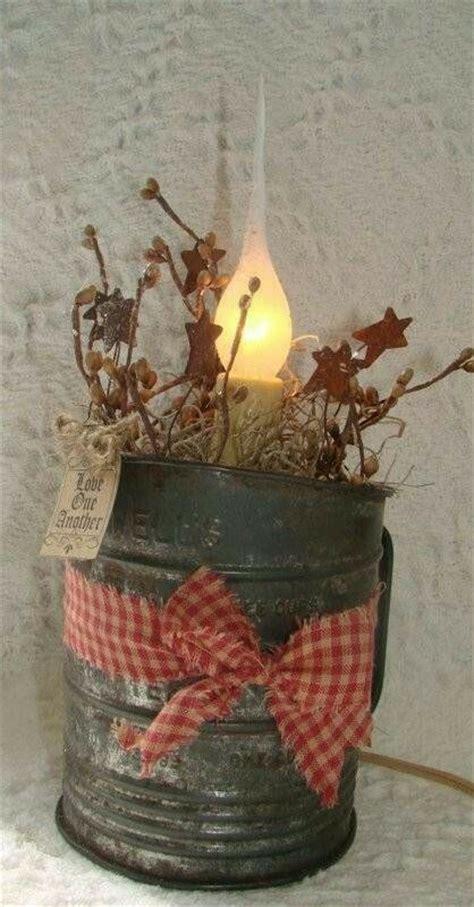 diy primitive crafts images  pinterest