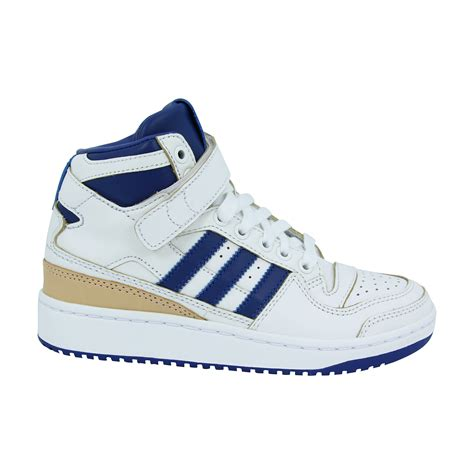 adidas originals forum mid wrap cuir chaussures mode sneakers homme ebay