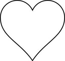 Line art heart white clip art at clker com vector clip art online