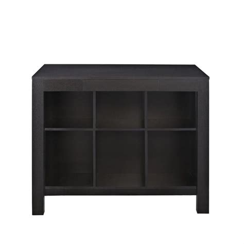 desk with bookcase desk with drawer and bookcase in black oak 9394096