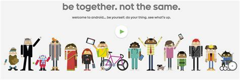 new android commercial android s be together not the same commercials techclones