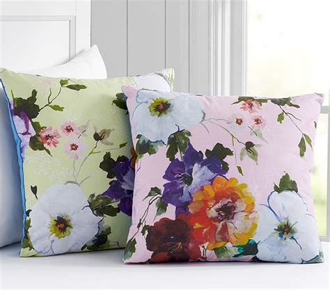 Pottery Barn Decorative Pillows by Decorator Floral Decorative Pillows Pottery Barn