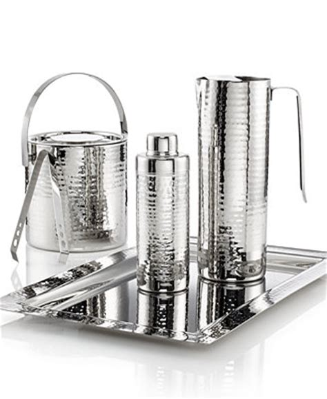 Hotel Collection Barware Marquis By Waterford Barware Vintage Stainless Steel