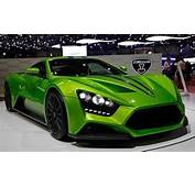 Zenvo ST1 Produced By Supercar Manufacturer Automotive On