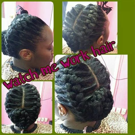 updo hairstyles with 3d braids 3d updo goddess braids with bun watch me work hair salon