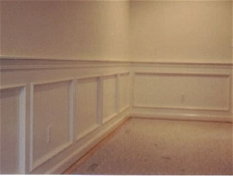 Exles Of Wainscoting But How Do I Install Hardwood Flooring On Wall