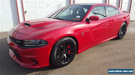 Charger Srt Hellcat For Sale by 2016 Dodge Charger For Sale In Canada