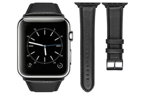 get a 42mm leather apple band for less than 9 macworld