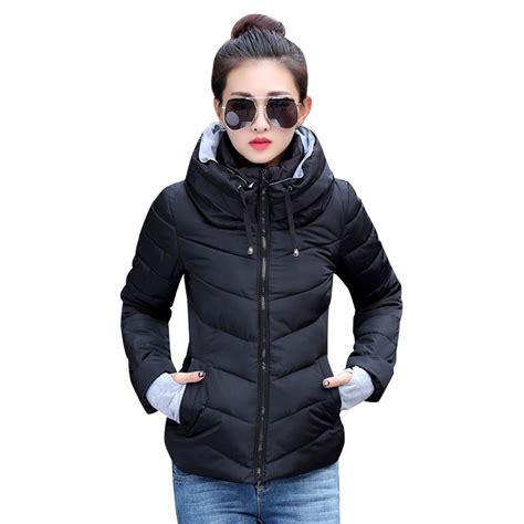 Jaket Winter Winter Coat Jaket Parka 24 2018 winter jacket plus size womens parkas thicken outerwear solid hooded coats