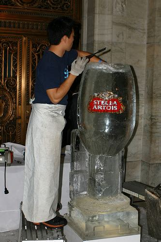 Recycling Competition At Stella Artois Hippyshopper by 2009 Stella Artois World Draught Contest Finished In New