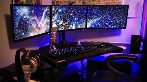 gaming setup gaming setup 2014 youtube
