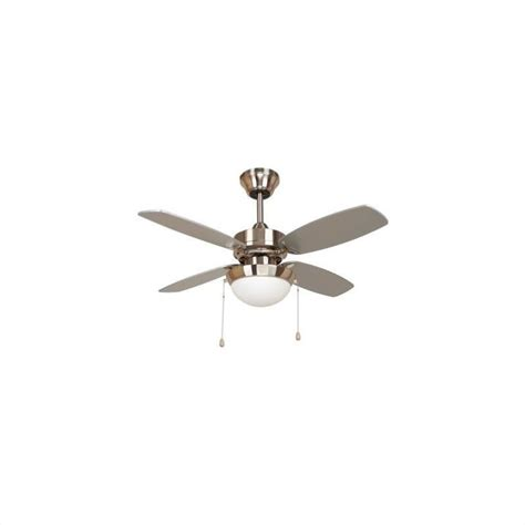 ceiling fans 36 inch yosemite 36 quot bright brush nickel finish ceiling fan