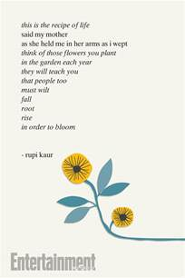 rupi kaur announces new book the sun and her flowers