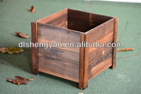 Buy Wooden Planter Box by Sale Wooden Planters Planter Boxes Buy Wooden