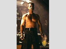 Kurt Russell in Soldier getting ready and pumped up for ... Jason Statham Child
