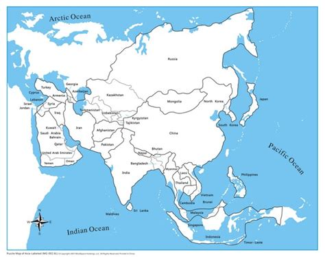 labelled map of asia montessori outlet official website premium quality