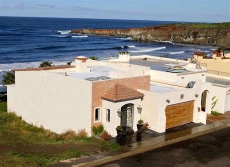 K55 Beach House Vacation House For Rent In Rosarito Rosarito House