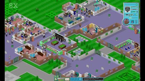 theme hospital windows 10 gog theme hospital corsix th 0 21 level 10 complete 18m