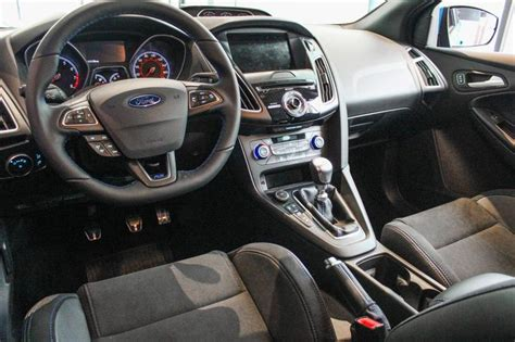 Ford Focus Rs Interior by 2016 Ford Focus Rs Release Date Price Specs 0 60