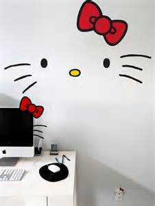 gallery for gt hello kitty giant wall decals sanrio hello kitty large wall sticker next day delivery
