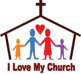 Love my church clip art